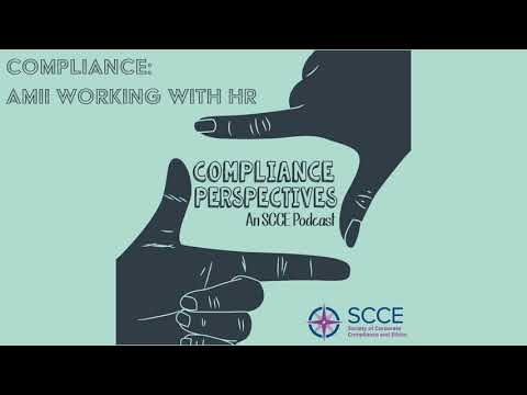 SCCE: Amii on Working with HR