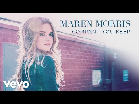 Maren Morris  Company You Keep Audio