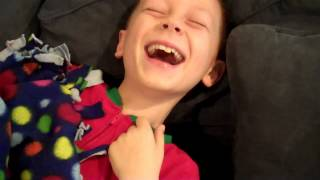 Funny song for kids about being sick!