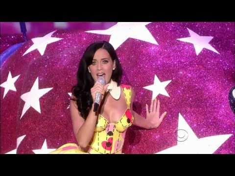 Katy Perry - Teenage Dream (Live) At VS