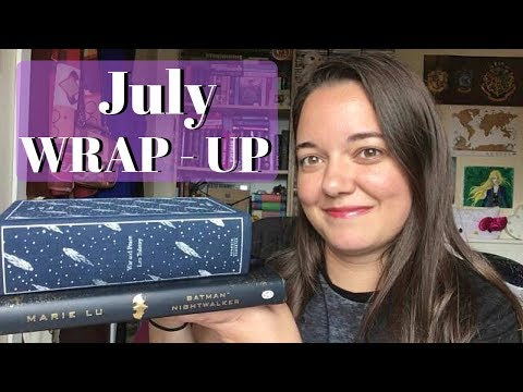 July wrap up || War and Peace review