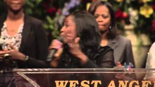 COGIC West Angeles Praise and Worship Part 5