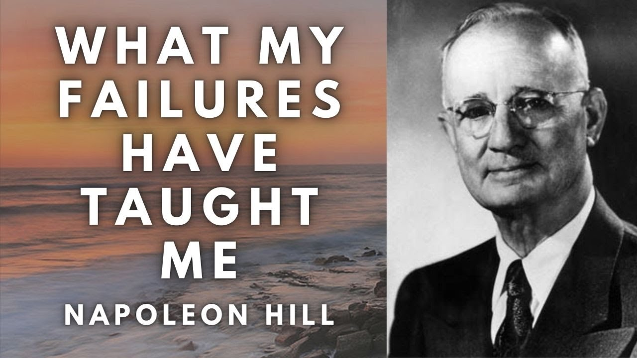 Napoleon Hill 17 Principles Of Success Motivational Video The Law Of Attraction Youtube