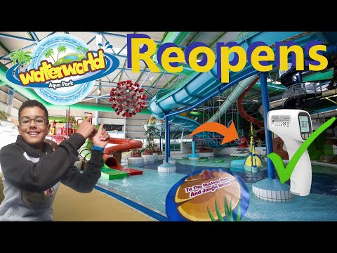 WaterWorld Waterpark Has Reopened | 25th July 2020 Covid-19