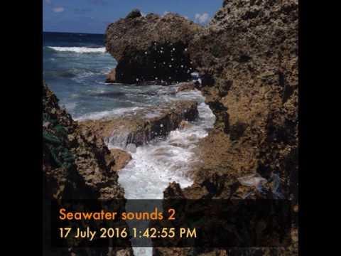 Ocean sounds for meditation