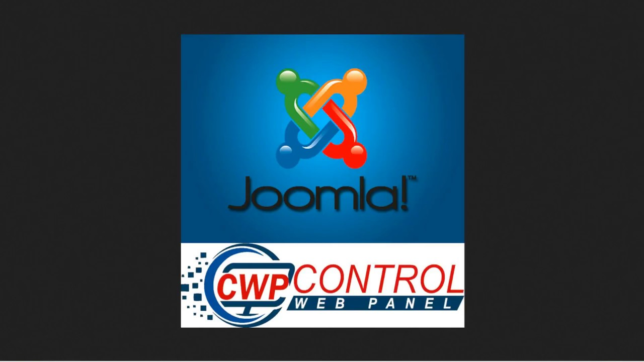 How to install the latest Joomla CWP + [Audio]