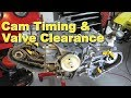 Engine Rebuild Part 4: Cam Timing & Valve Clearance.1969 Porsche 911t. The Canary Files.