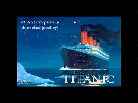 TITANIC - 1999 - More Music Inspired By ( 02. An Irish party in third class (medley) )