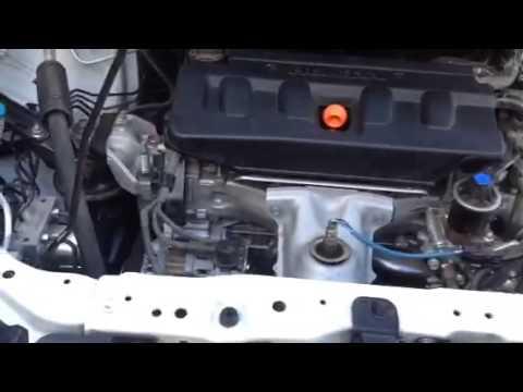 Honda Civic EX 2012 knocking / rattling noise - YouTube