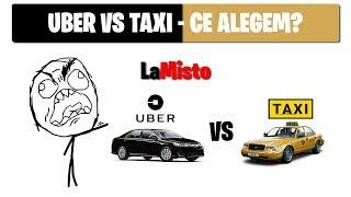 LaMisto - UBER vs TAXI