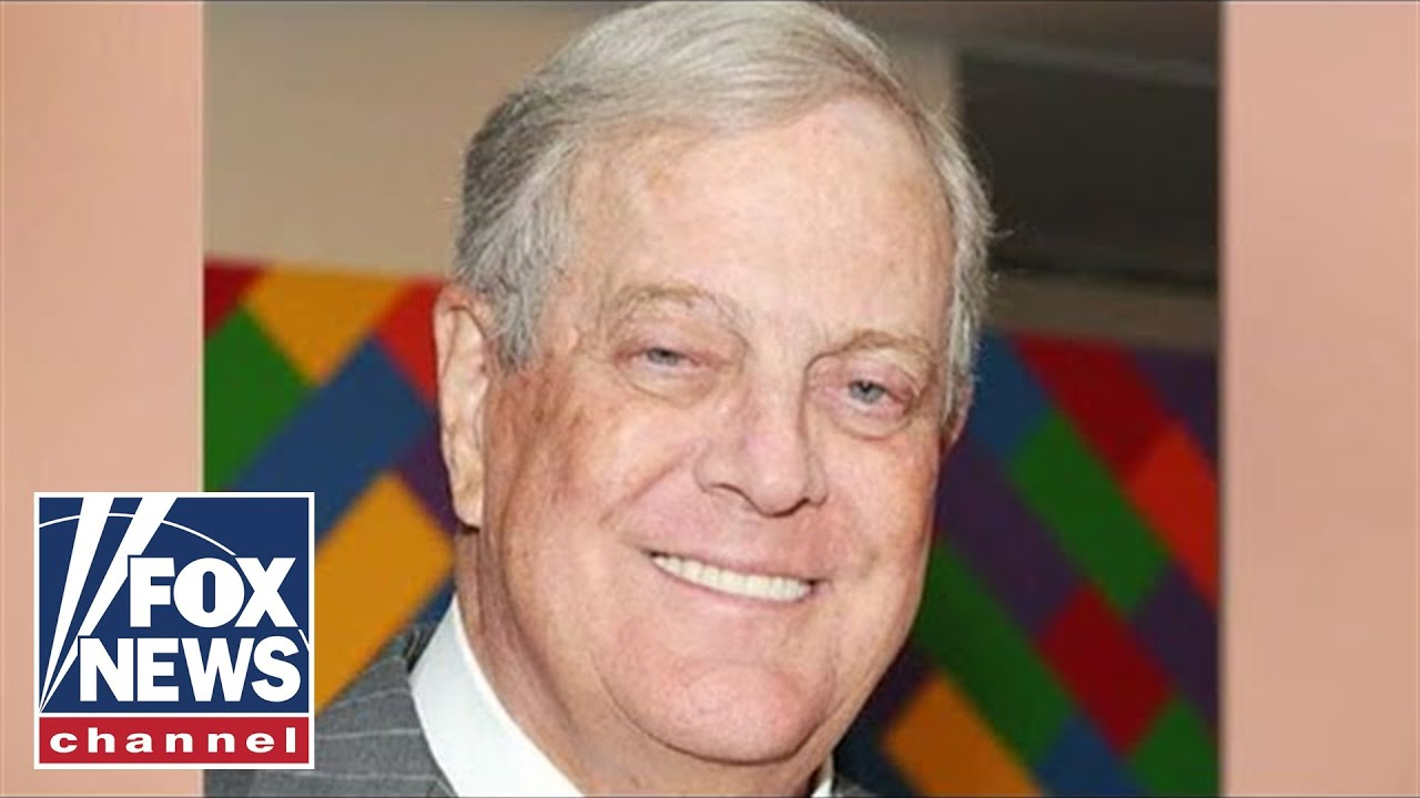 FOX News Republican donor David Koch dead at 79