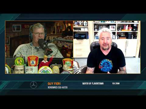 When Will Guy Fieri Visit The Mancave For Meat Friday? | 05/14/21