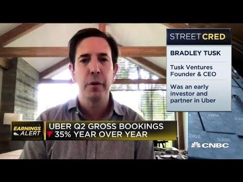 Uber's profitability looks bleak: Tusk Ventures founder & CEO