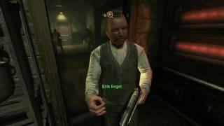 Wolfenstein 2009 Walkthrough Part 1 - ( Train Station ) Xbox 360