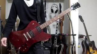 B'z 有頂天 ギター 弾いてみた!! さて、 3つ目の動画と行きましょう...