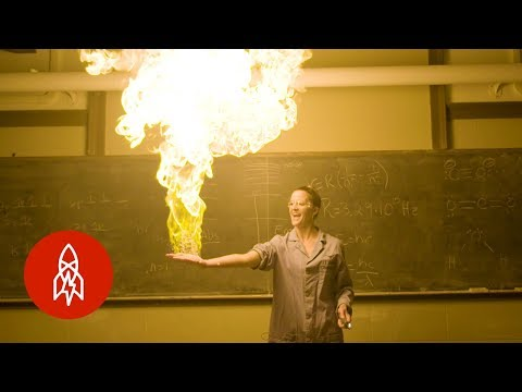 Meet the Female Chemist Blowing Up Stereotypes