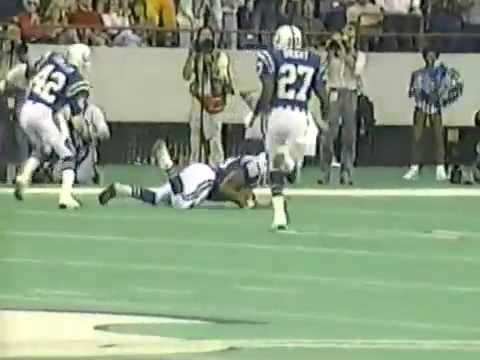 New England Patriots vs. Indianapolis Colts - 10/25/87
