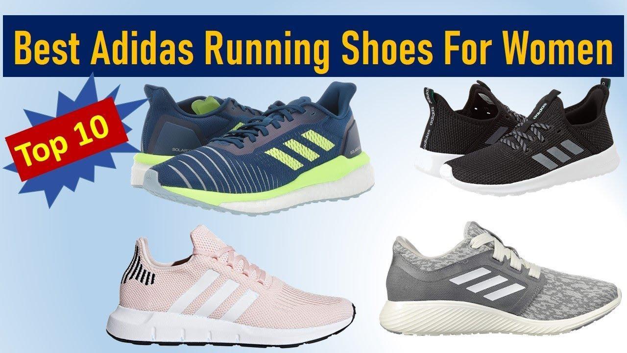 best adidas women running shoes