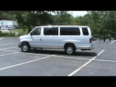 for sale 2010 ford 15 passenger van clubwagon 1 owner stk a73048 youtube. Black Bedroom Furniture Sets. Home Design Ideas