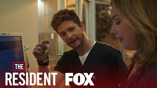 Conrad amp Nic Get Some Much Needed Private Time  Season 2 Ep 1  THE RESIDENT