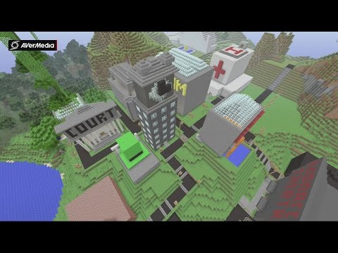 Minecraft Gotham City: First Half