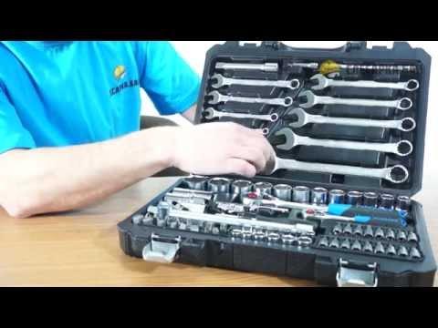 Обзор наборов инструмента 94, 108 и 82 предмета Forsage