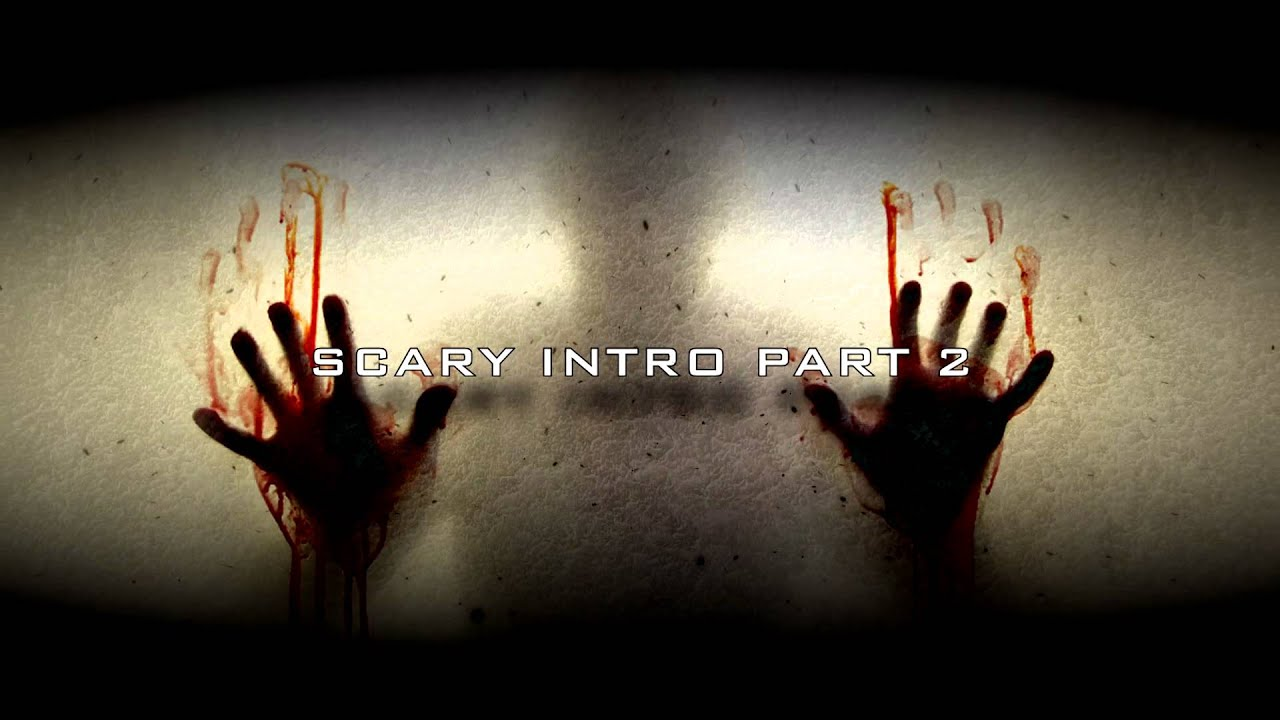 free template - scary intro part 2 in sony vegas pro [ description, Powerpoint templates