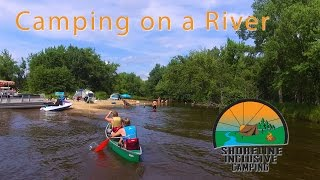 The best camping experience available in Wisconsin.