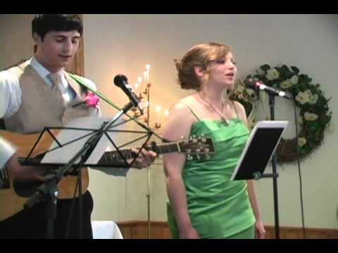 Answered Prayer - Bob Carlisle (Wedding Cover)