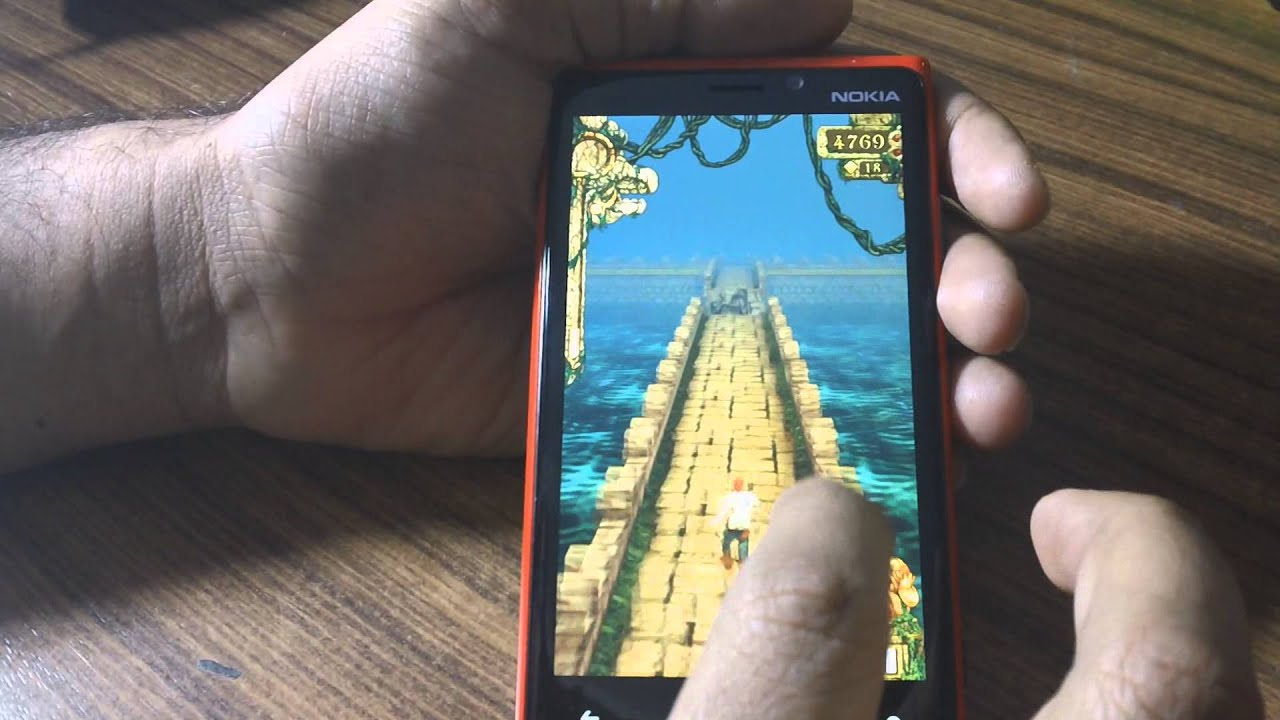 Temple run: brave now available for windows phone 8.