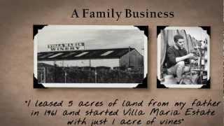 Villa Maria Estate   Celebrating 50 Years of Exceptional Winemaking