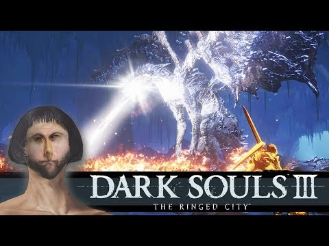 THE BOSS THAT BROKE BOTH OF US | Dark Souls 3 The Ringed City DLC Gameplay Part 10