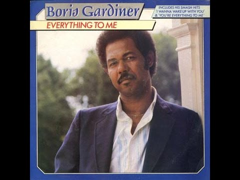 BORIS GARDINER ~ EVERYTHING TO ME ~ FULL ALBUM (REVUE) REGGAE