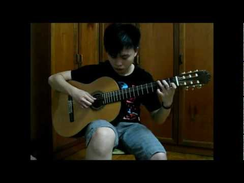 Trademark - Only Love (Guitar Cover)