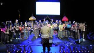 Angklung Brisbane - Medley Lagu Daerah