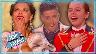 TOP 5 Golden Buzzers on Britain's Got Talent: The Champions 2019 | Top Talent