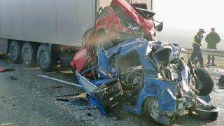 11 Minutes CAR CRASH COMPILATION - Crazy Traffic Accident - Best Dash Cam Crash Collision Part.56