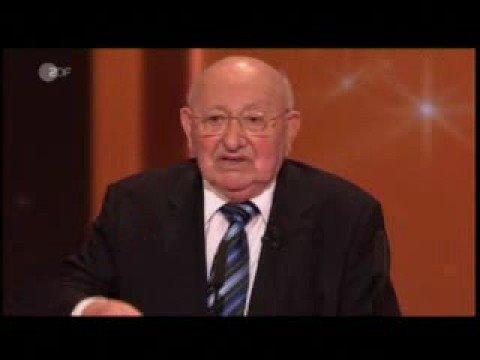 Marcel Reich-Ranicki lehnt Preis ab - ZDF Fernsehpreis