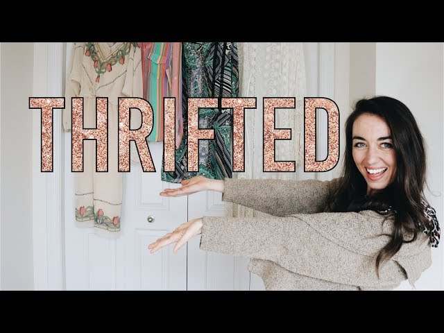 A Bohemian thrift haul ☆Poshmark additions ☆ OMS 20