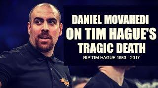 Referee Daniel Movahedi on Tim Hague's Tragic Death
