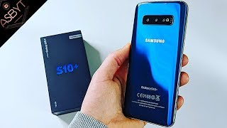 Samsung Galaxy S10 Plus UNBOXING! | Clone