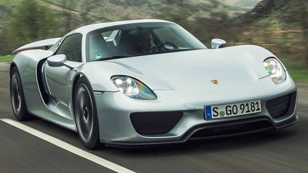 New 2019 Porsche 918 Spyder Rockn The Road