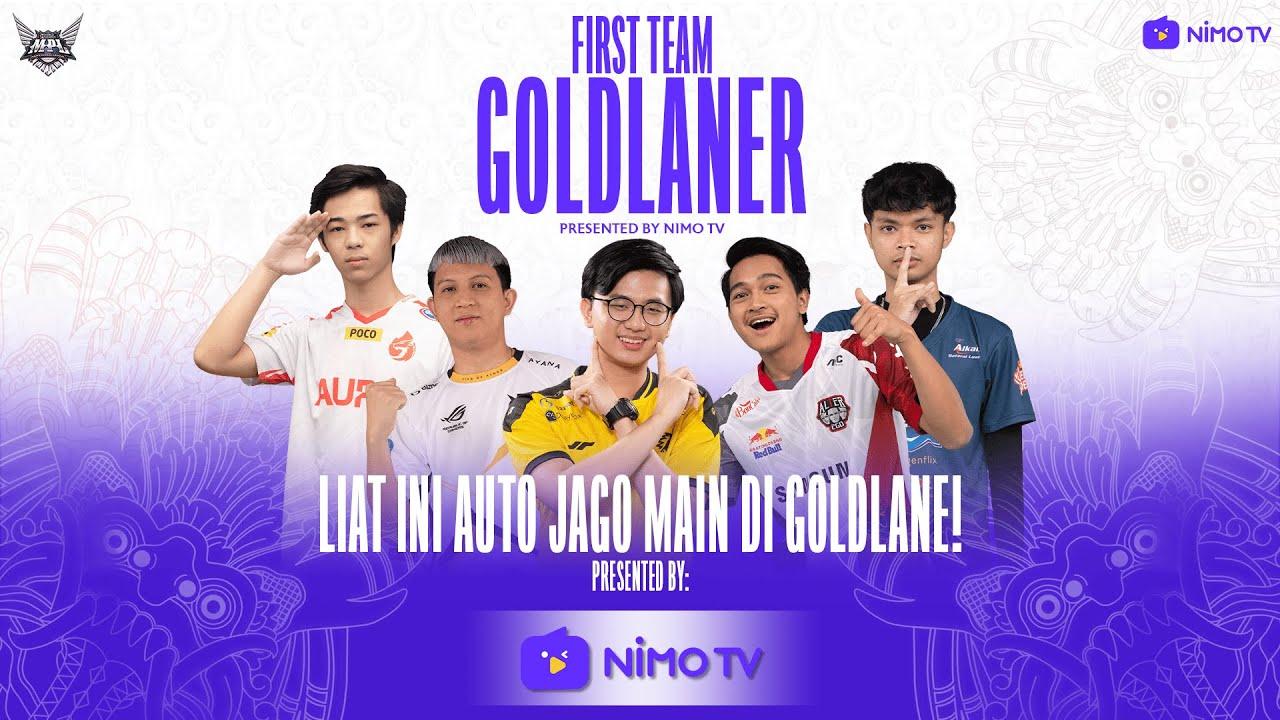 Best moment nominasi Goldlaner by NIMO TV! 🔥