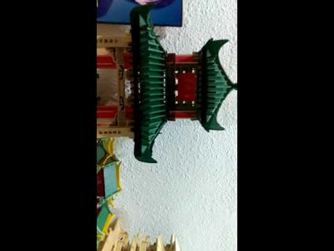 3D Chinese's ancient architecture
