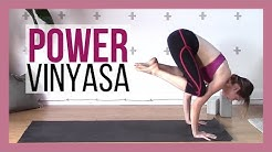 Intermediate Yoga Class - Power Vinyasa Flow Yoga