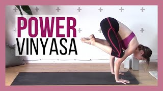 Power Vinyasa Flow Yoga