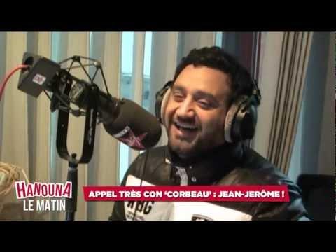 """Appel Très Con """"CORBEAU"""" : Jean-Jérôme !"""