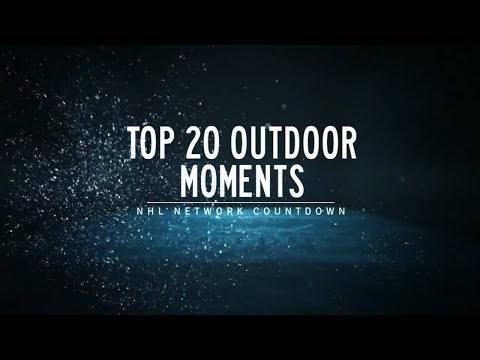 NHL Network Countdown: Top 20 Outdoor Moments