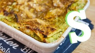 Fish And Pesto Lasagne Recipe Ft. Wheezy Waiter - Sorted