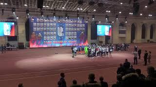 XXVII международный турнир по мини футболу